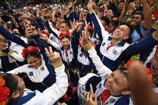 UAAP: Defending champs NU to perform last in Cheerdance Competition