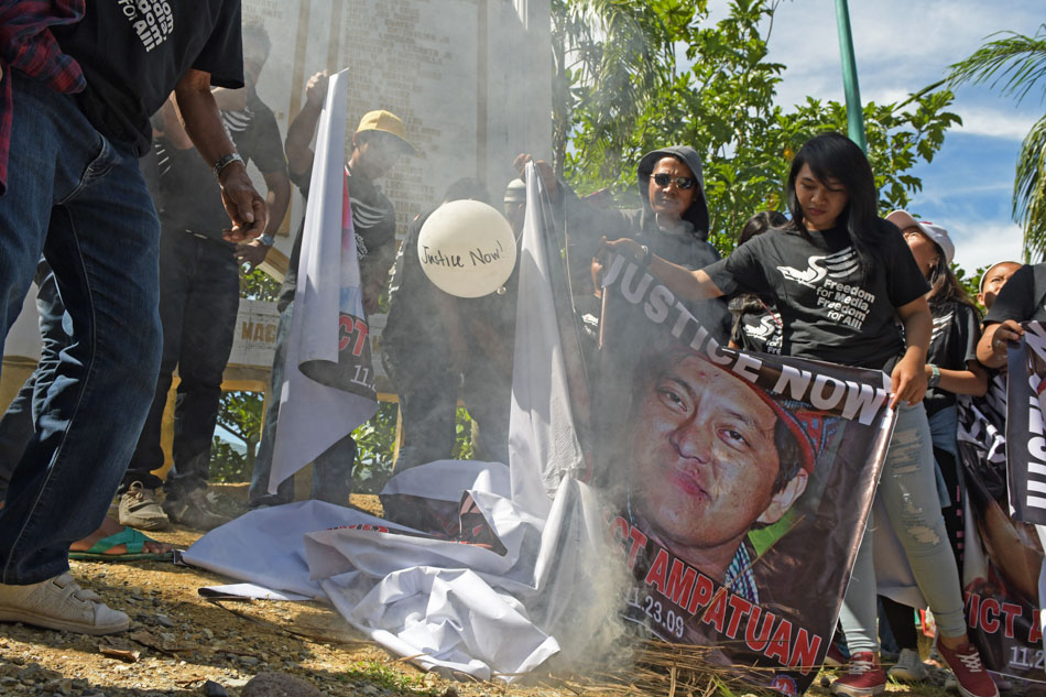 NUJP expecting guilty verdict in Maguindanao massacre case