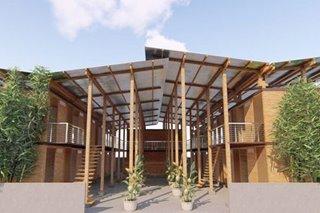 Makabagong konsepto ng bahay kubo, wagi sa int'l competition