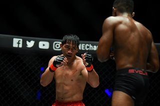 MMA: Sad night for Team Lakay as Folayang bows to Aoki in stunning loss