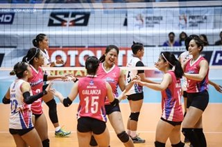 PVL: Creamline secures top seed, as BanKo settles for No. 2