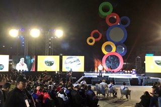 Angara calls for political ceasefire during 11-day SEA Games