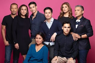 Pinky Amador, Cherie Gil, Angeli Bayani join cast of 'Angels in America' in PH