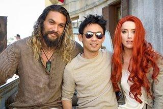 'Kumusta Philippines!': 'Aquaman' stars gear up for PH fan meet