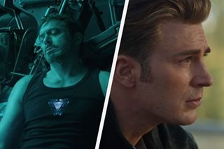 WATCH: First trailer for 'Avengers: Endgame' released