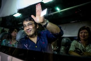 Did Sandiganbayan ignore AMLC report on Revilla wealth?