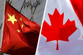 Canada says another citizen detained in China amid row
