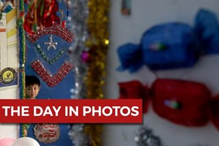 The Day in Photos: 13 December 2018