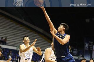 UAAP: Batang Gilas trio fuels Bullpups rout of Kai Sotto, Blue Eaglets