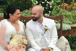 Lotlot de Leon gets married