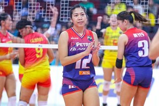 PSL: After leading Petron to glory, Rhea Dimaculangan claims MVP plum