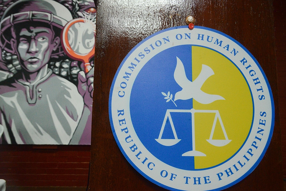 Bullied By Badge >> Amid Ateneo Bullying Issue Chr Demands Rights Of All Minors Be
