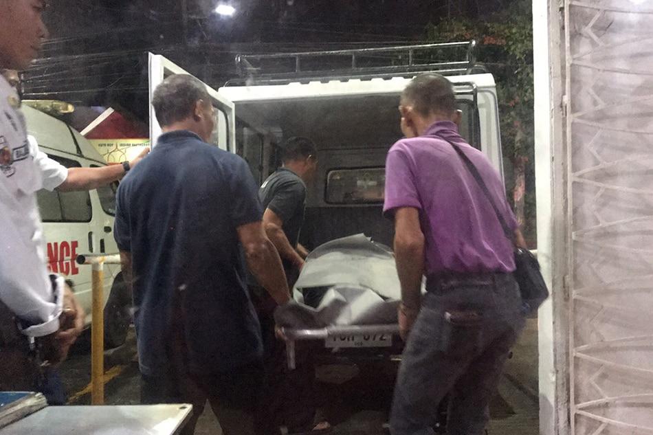 Party-list congressman Rodel Batocabe killed in Albay 1