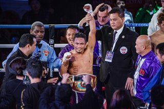 Boxing: Nietes inks deal with international promotion, plans December ring return