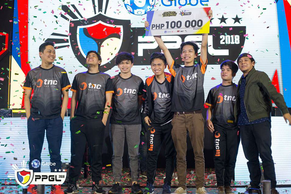 Tense rivalries, cash prizes at Globe PPGL 3 Finals