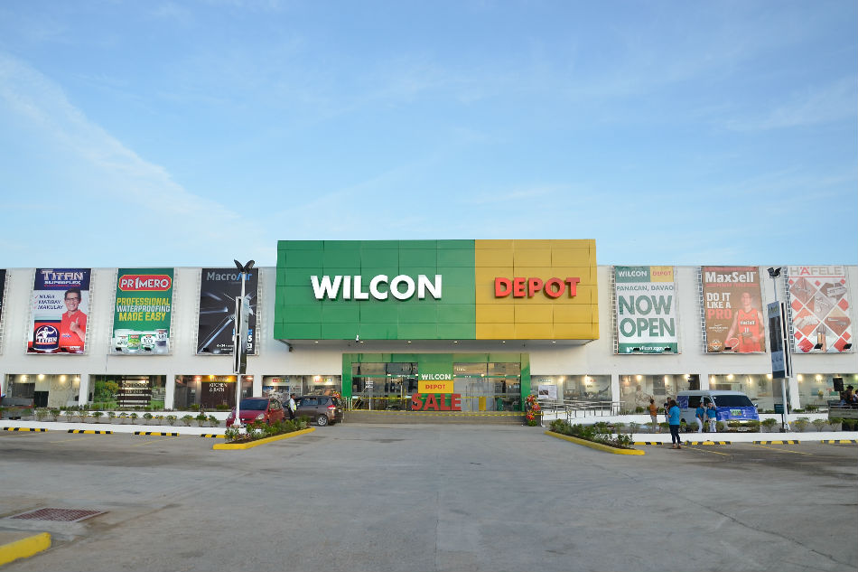 Wilcon Depot opens new store in Davao City