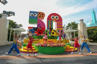 Celebrate Easter and Sesame Street's 50th anniv at Resorts World Sentosa