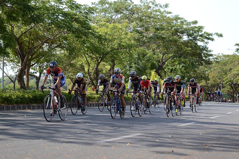 Cycling enthusiasts come together for the first leg of PRURide PH 2019