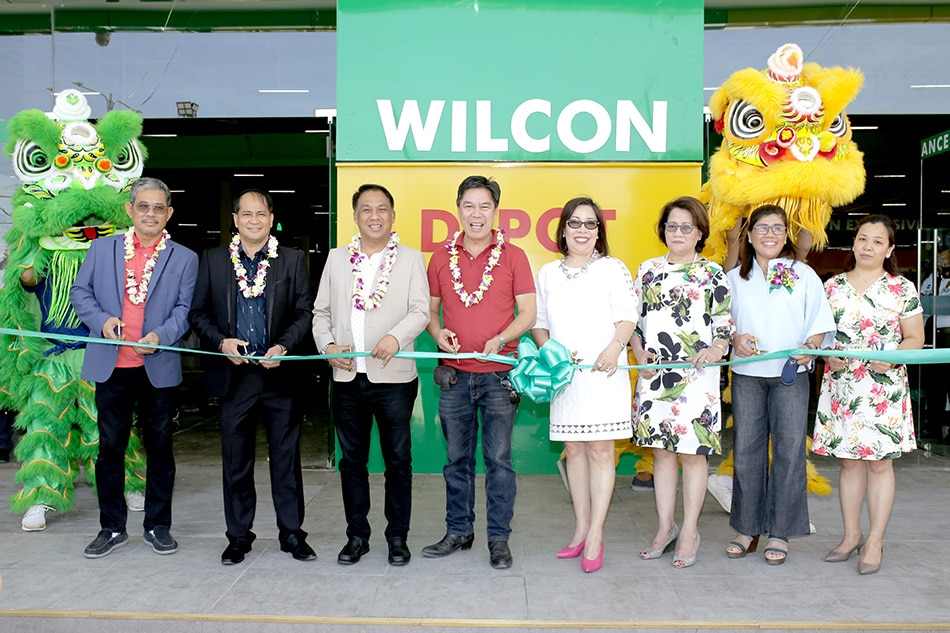 Wilcon Depot opens third branch in Iloilo