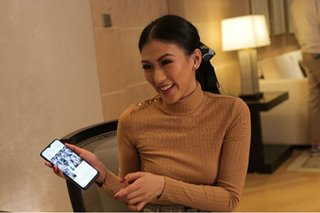 Alex Gonzaga talks about her must-have item for the 2019 ABS-CBN Ball