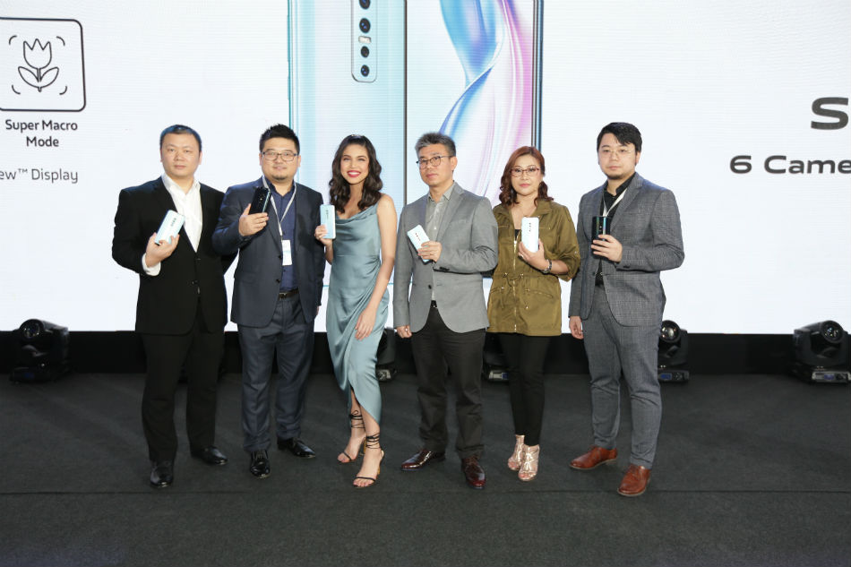 Vivo launches newest flagship smartphone V17 Pro