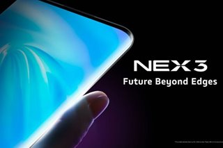 Vivo introduces NEX3, boasts innovative processor and display