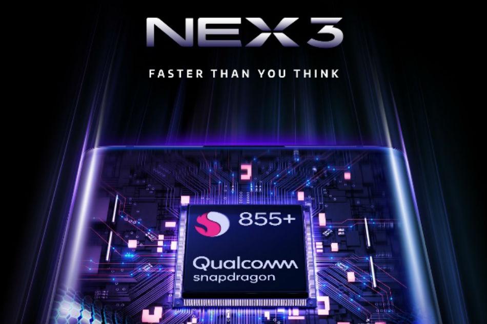 Vivo releases NEX 3: The next status symbol of innovative technology