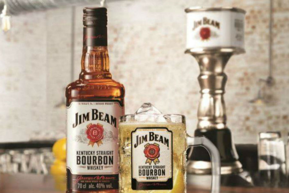 Jim Beam set to conquer Eastwood City with new flavors