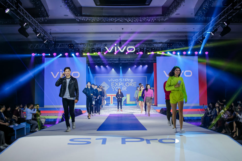Vivo S1 Pro encourages youth to