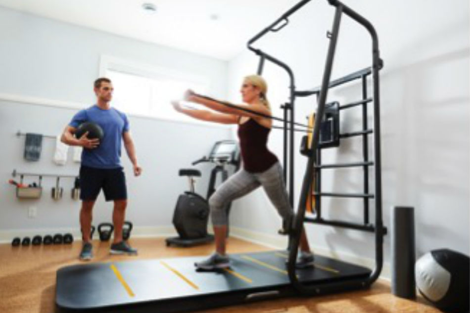 Staying fit in the convenience of your own home