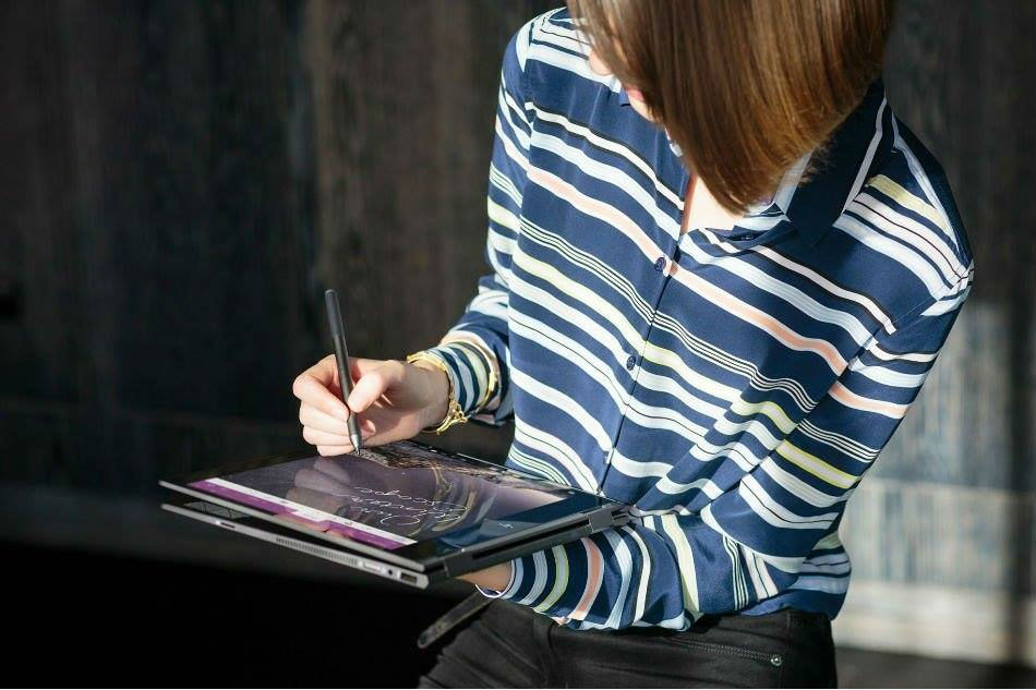 Convertible PC eyes to increase productivity for people on the go