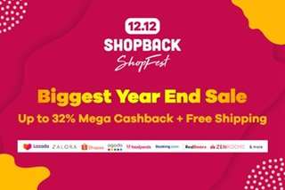 Online shopping festival launches up to 50% cashback promo
