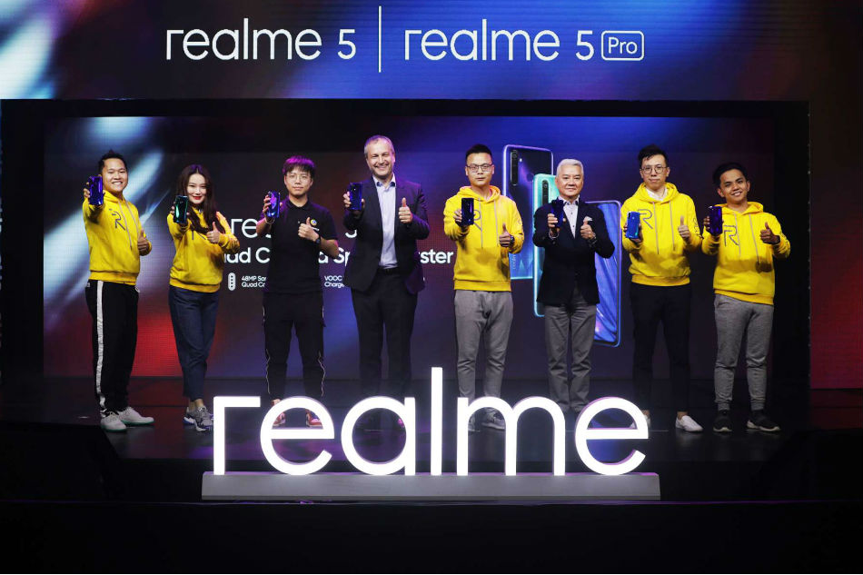 realme: A year's worth of success