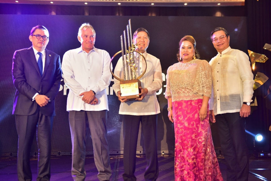 SteelAsia CEO is set to represent PH in World Entrepreneur of the Year