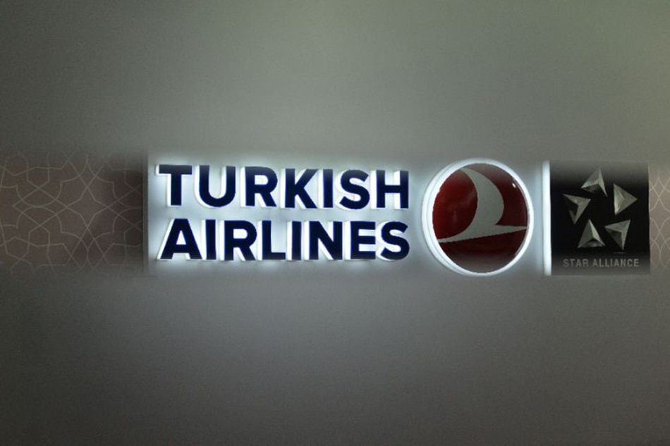 One flight attendant broke a leg as a Turkish Airlines plane was buffeted by turbulence. Chandan Khanna AFP