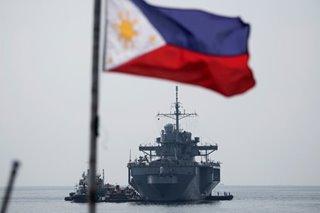 USS Blue Ridge visit