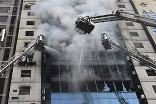 Bangladesh fire kills 5