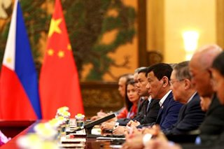 Duterte vows to defend international order as PH joins Belt and Road