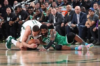 Celtics coach Stevens: 'I did a bad job'
