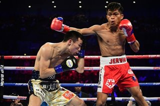 Boxing: Jerwin Ancajas doesn't mind fighting behind closed doors