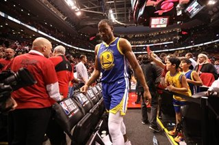 NBA: Disrespect an issue in Warriors' narrow Game 2 escape