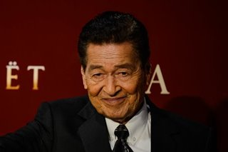 Eddie Garcia passes away at 90