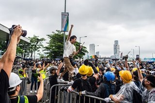 Philippines may relocate consular services in HK if protests worsen