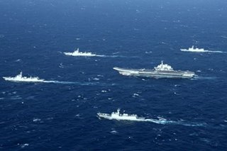 Lacson seeks 'balance of power' in S. China Sea