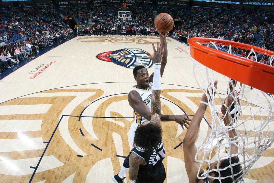 FIBA: Knicks forward Randle leaves USA World Cup squad 1