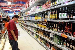 Iloilo City reinstates liquor ban a day after lifting it