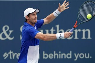 Tennis: Murray falls to Sandgren as singles comeback continues