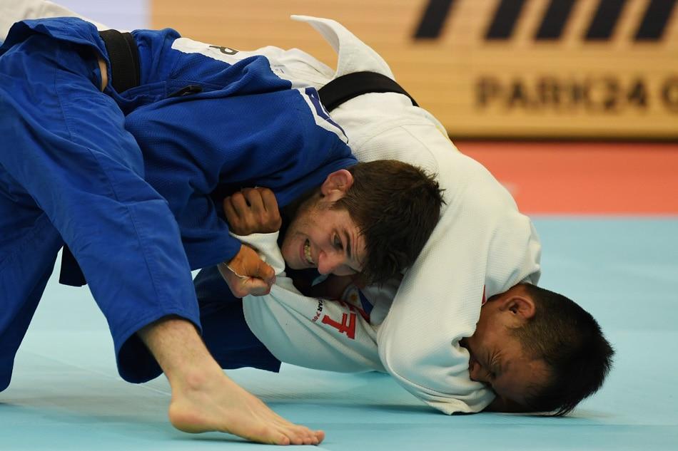 Pinoy in Judo World Championships