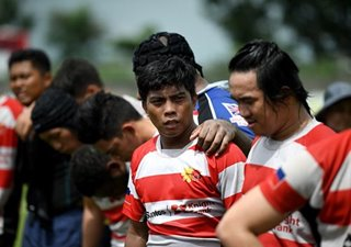Rugby: Orphan goes from sniffing glue to playing for the Philippines