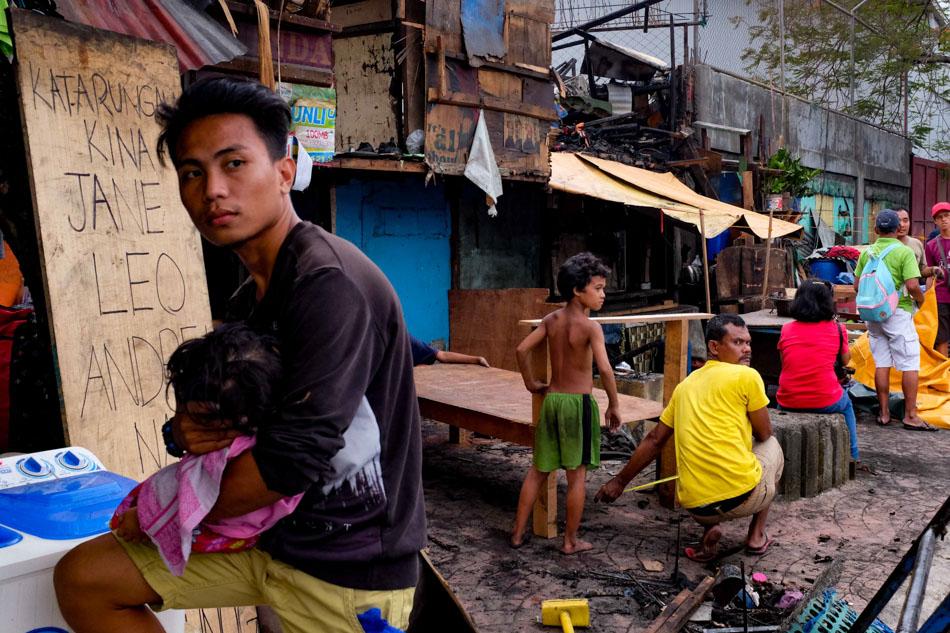 Justice for Tondo fire victims